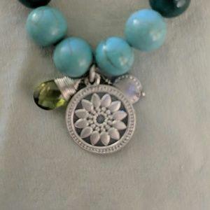 Stella & Dot Jewelry - Stella and Dot Pendant Elastic Bracelets